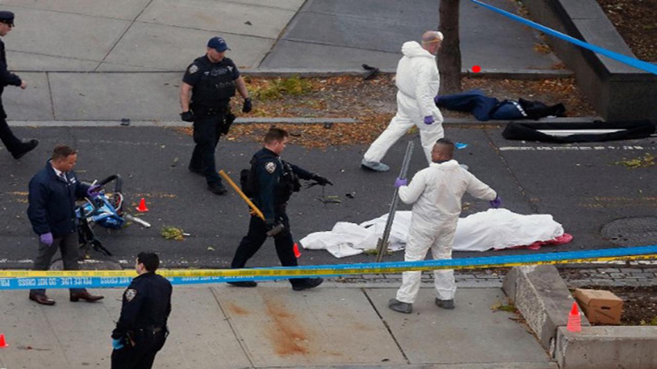 حملات تروریستی در آمریکا