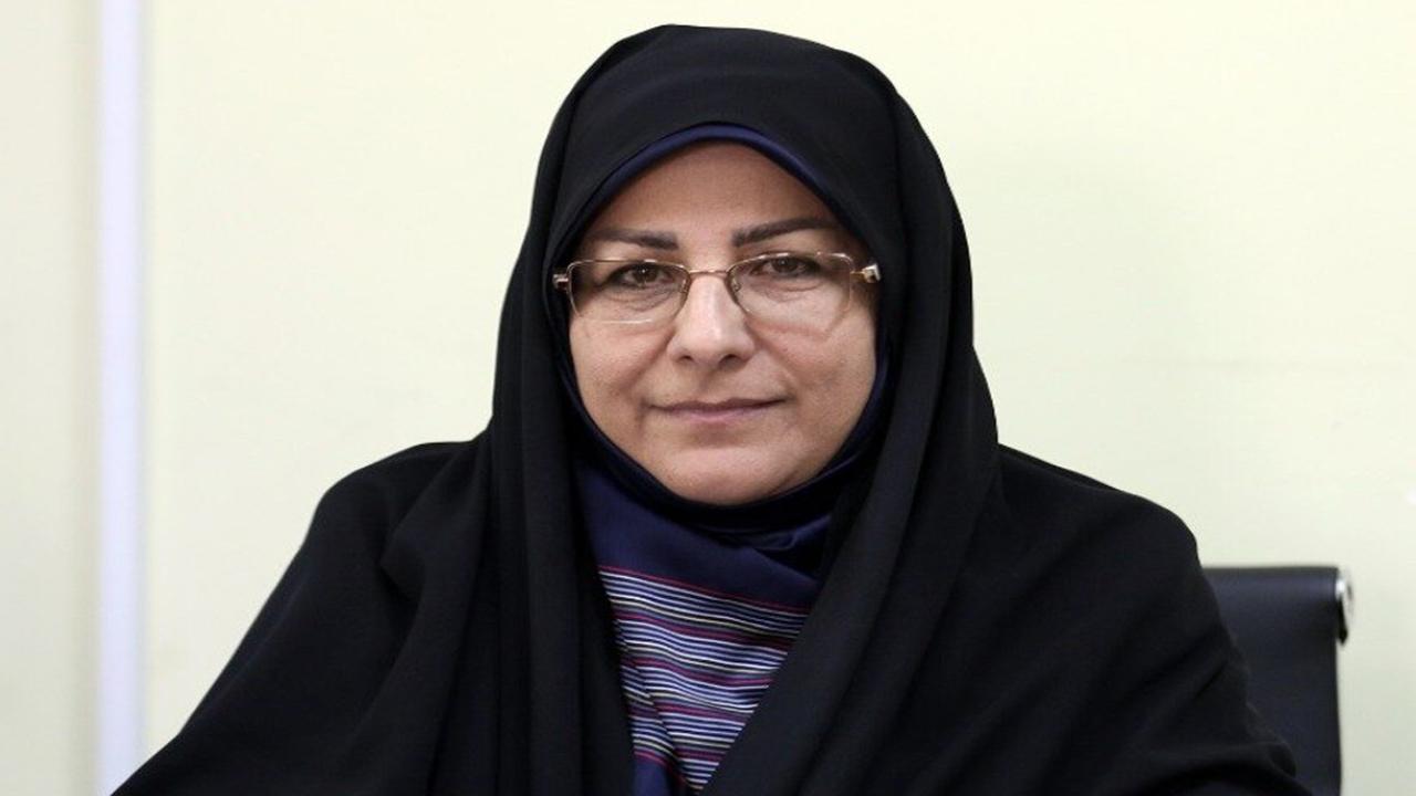 زهرا افتخاری مدیرکل کانون پرورش فکری کودکان و نوجوانان فارس