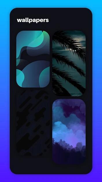 دانلود Nova Dark Icon Pack 2.5 – آیکون پک نوا دارک
