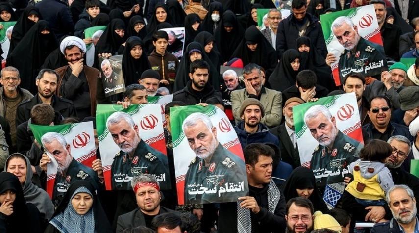 ایران جام زهر توافق با قاتل بزرگترین استراتژیست نظامی را سر نمیکشد//