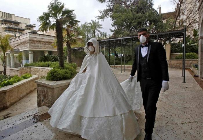 عروسی و کرونا