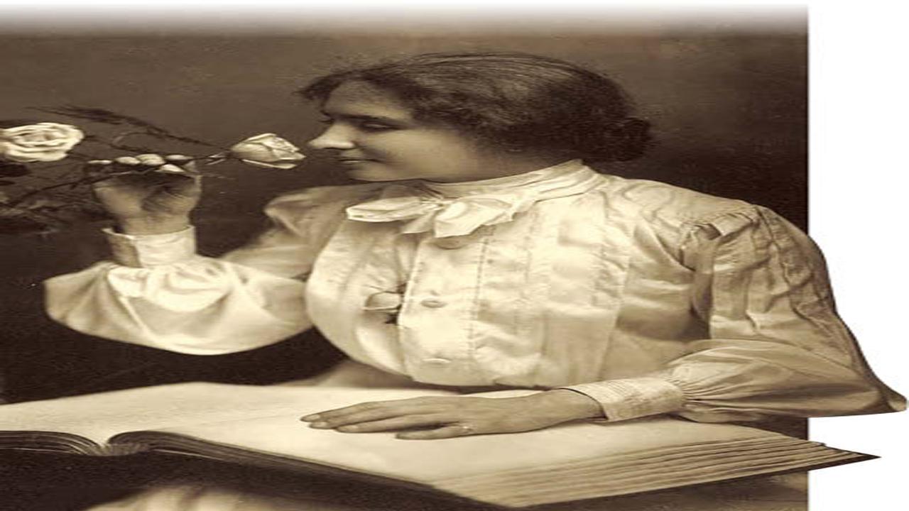 رمزگشایی از زندگی اسطوره ثباتقدم /درباره هلن کلر؛ نویسنده ۱۲ کتاب که نابینا، ناشنوا و حتی ناتوان در صحبت کردن بود
