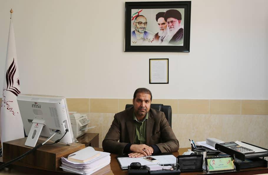 افشون، رئیس ستاد دیه استان یزد