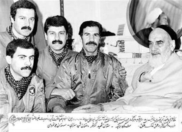 موفقترین خلبانان ایرانی/ از شکارچی فاکسبت تا لیدر بزرگترین عملیات هوایی جهان