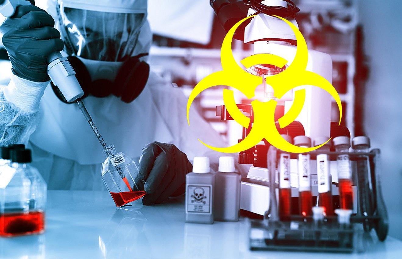 سلاح بیولوژیکی