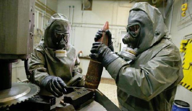 بمب شیمیایی