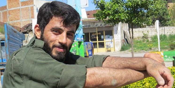 ماجرای قول عجیب حاج قاسم به مادر و همسر شهید مدافع حرم  + عکس