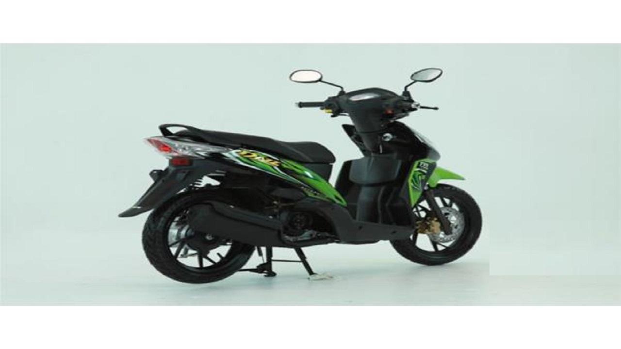 موتورسیکلت تی وی اس دز