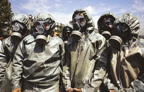 حملات شیمیایی عراق