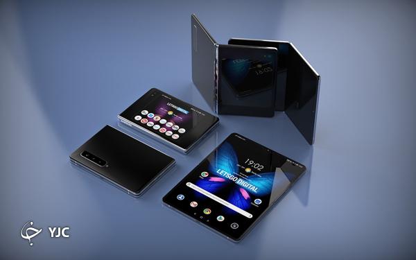 معرفی دو گوشی هوشمند تاشو توسط سامسونگ در نیمه دوم سال ۲۰۲۰