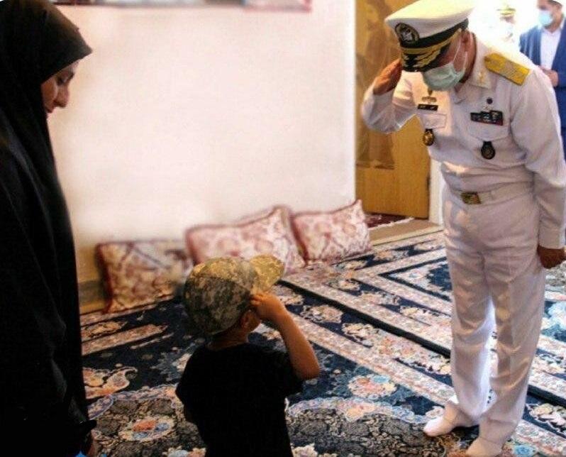 قوانین جالب ادای احترام نظامی در نیروهای مسلح + تصاویر و متن قانون