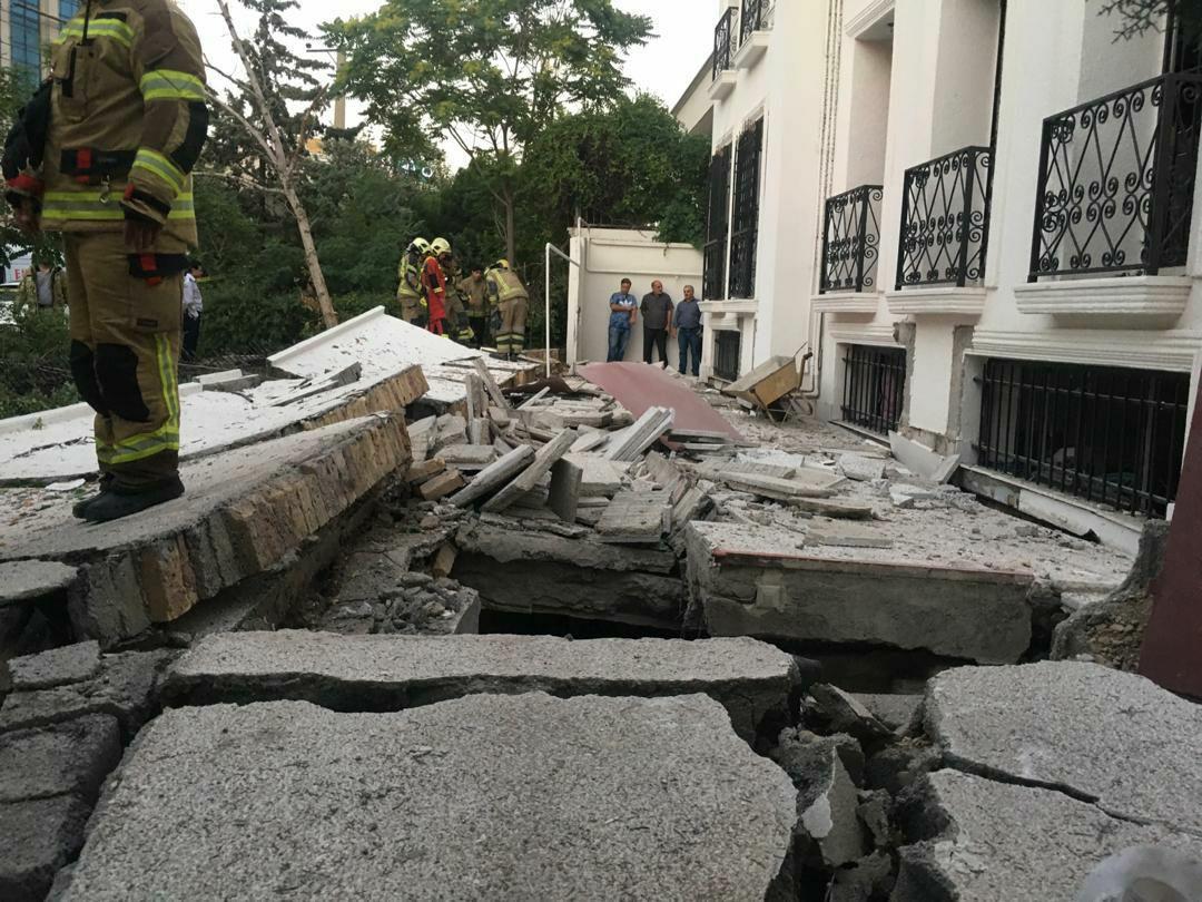 جزئیات انفجار ساختمان مسکونی در شهرک غرب