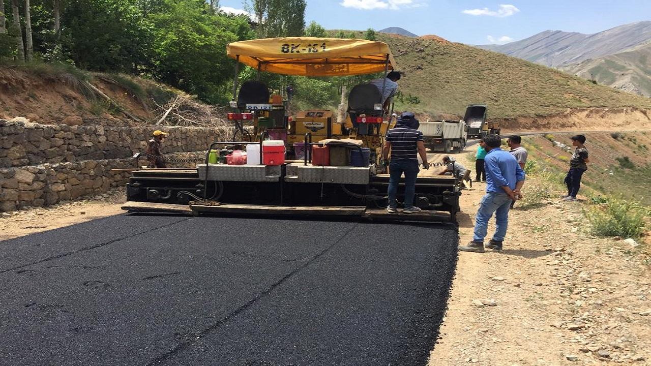 احداث و مرمت سه پروژه راه روستایی تا بهمن ماه سال جاری