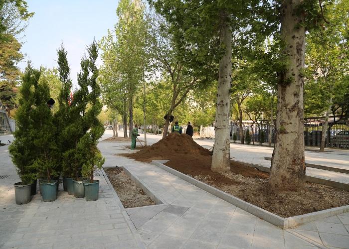 شیپور افتتاح برای پیاده راهی که هنوز ناقص است/ گذر شهریار برای معلولان مناسب سازی کامل نشده است