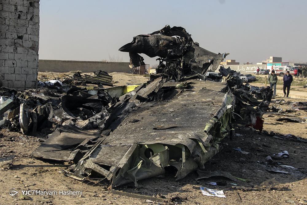 دیدار ۴۱ خانواده قربانیان حادثه هواپیمای اوکراین با رئیس جمهور