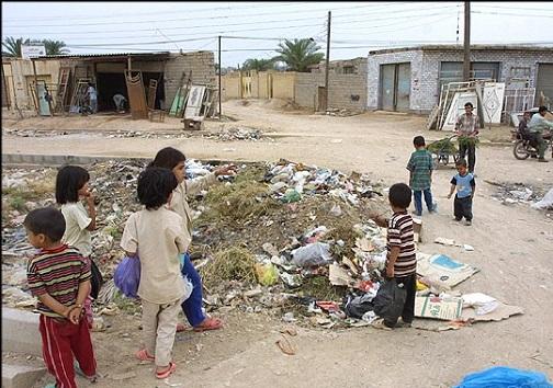 وضعیت زندگی در مناطق محروم ماهشهر