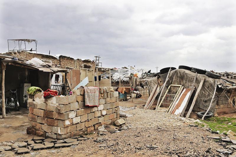 خانه های روستایی در بندر ماهشهر