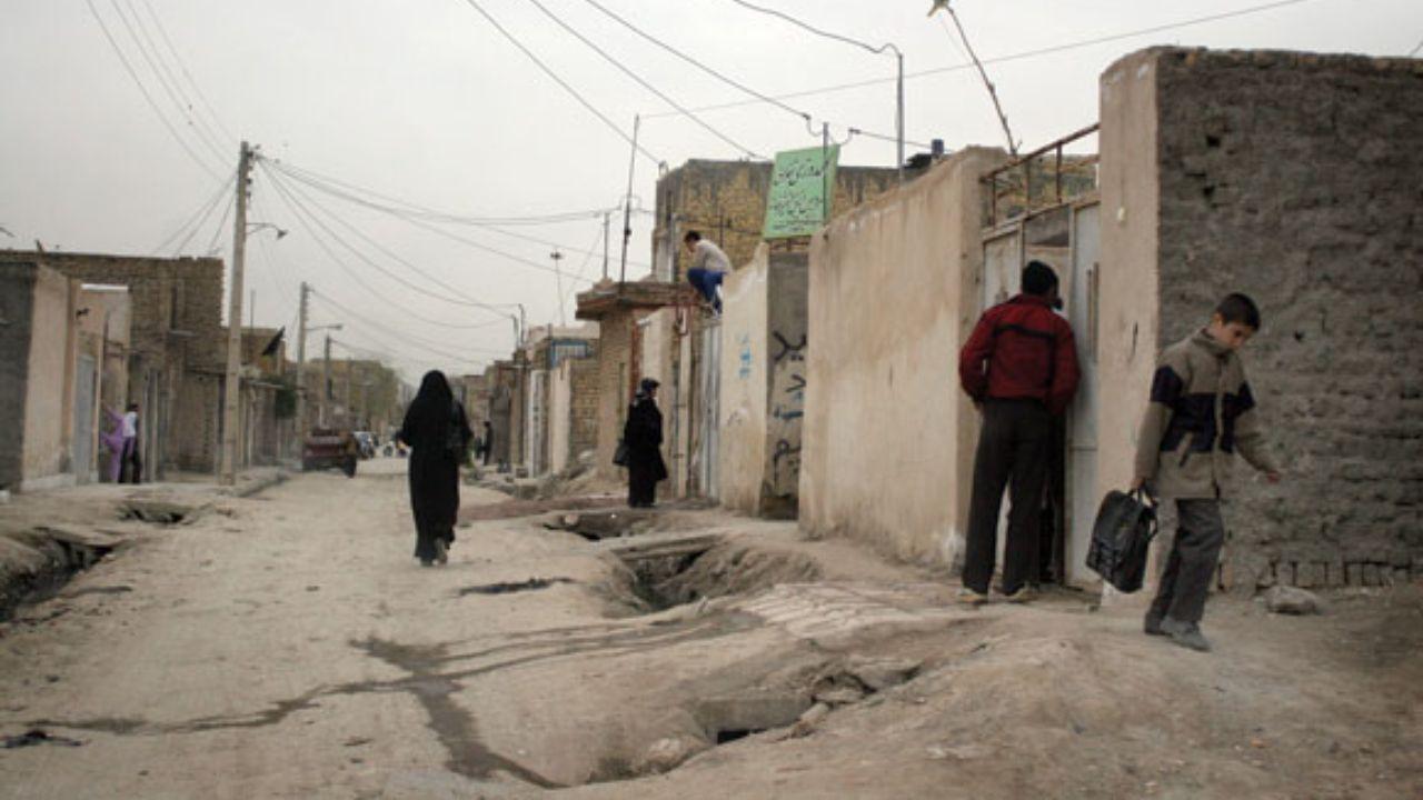 زندگی در مناطق حاشیه ای ماهشهر