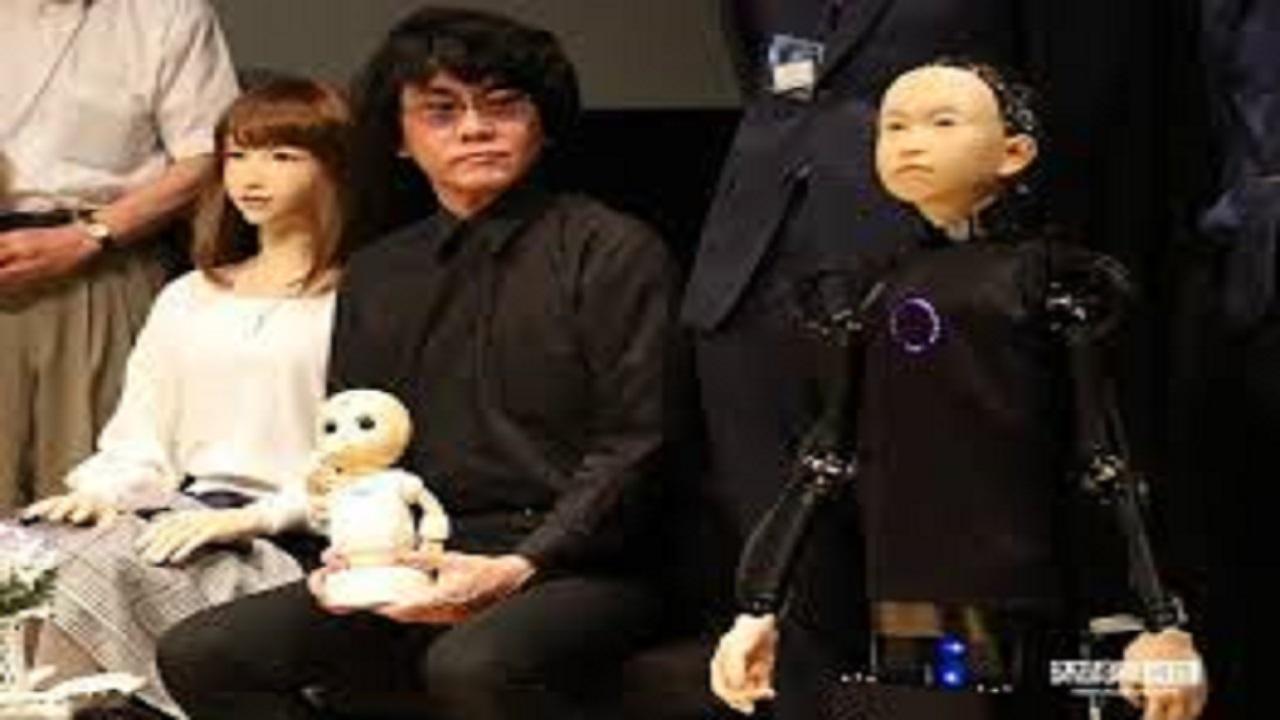 اولین ربات سینمایی ساخته شد