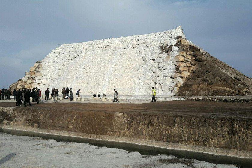 تنها آبشار نمکی جهان کجاست؟