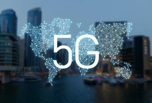 گسترش 5G در جهان