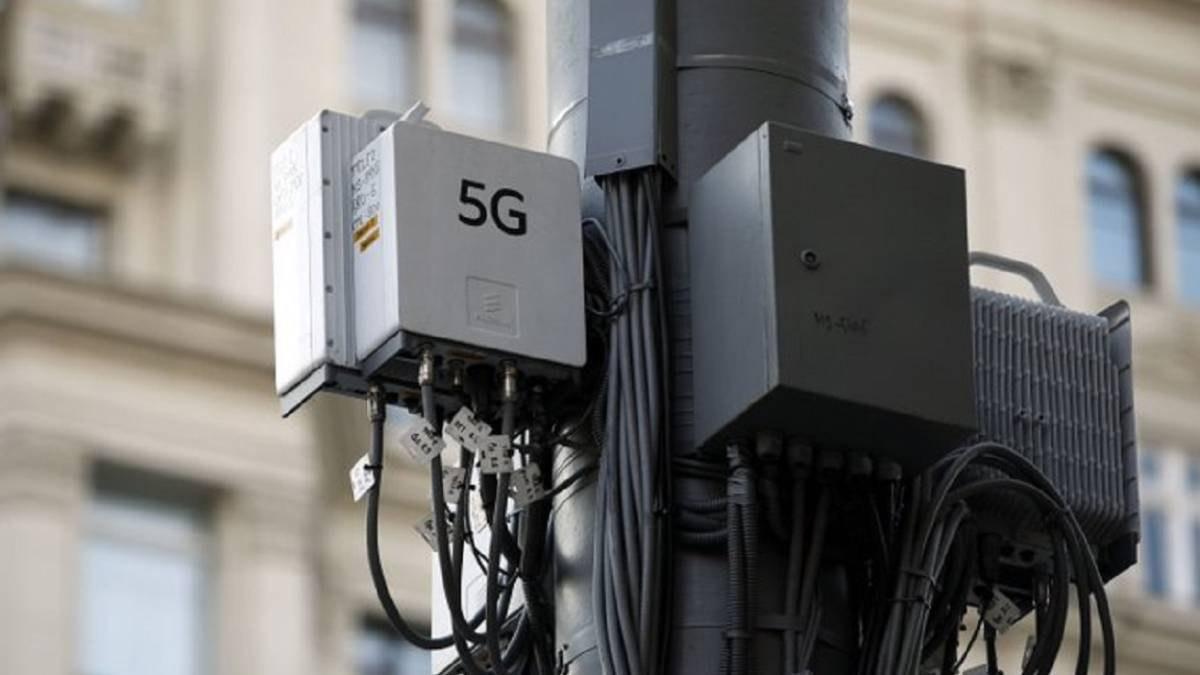 دکلهای مخابراتی 5G