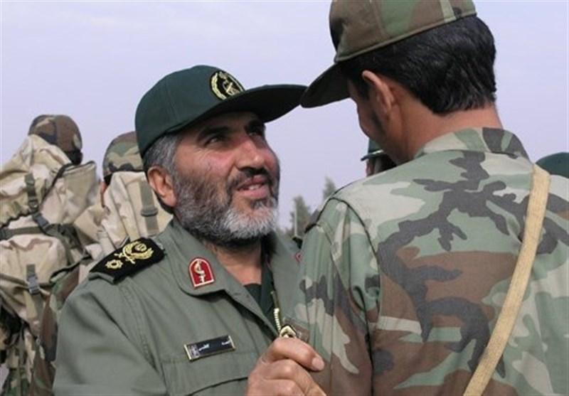 حاج قاسم سلیمانی چه کسی را ناجی عملیاتهای دفاع مقدس می دانست؟ + تصاویر