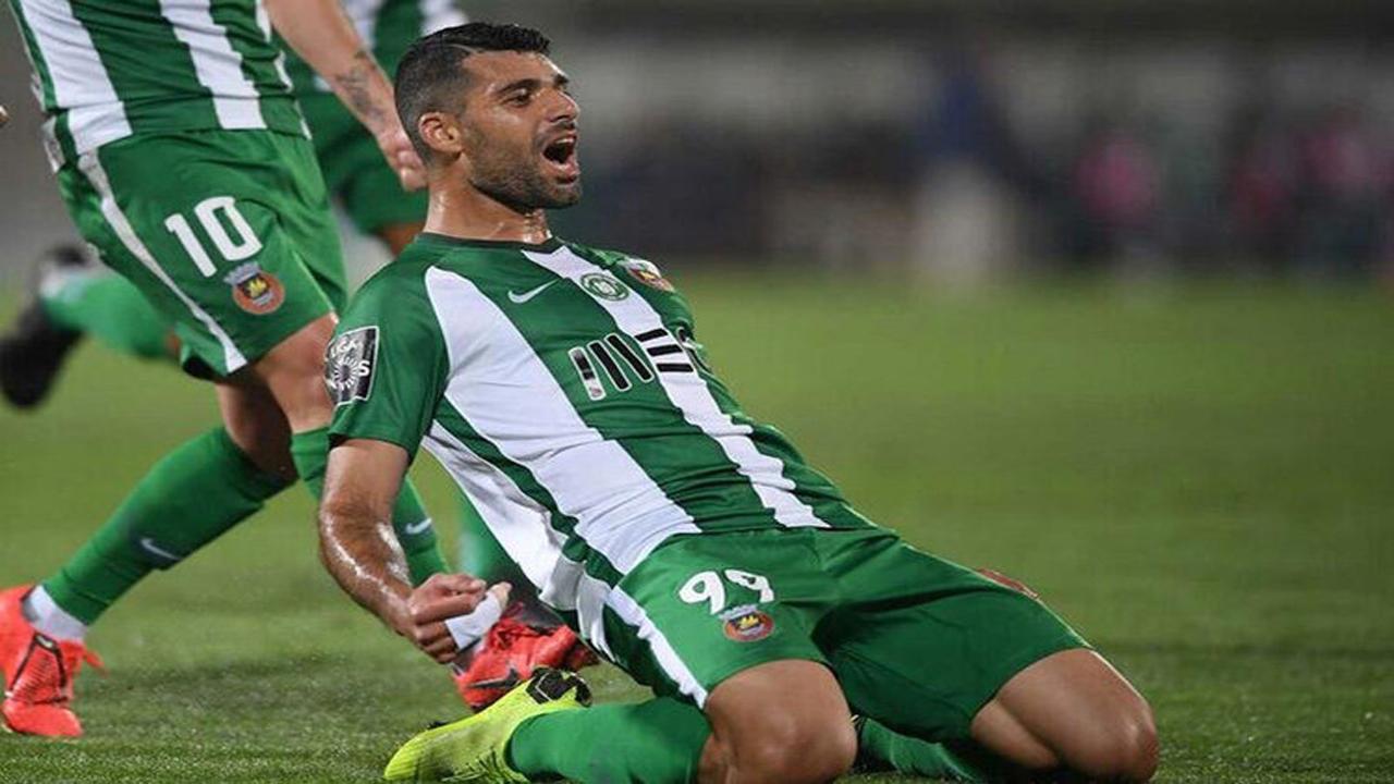 طارمی، هشتمین بازیکن ارزشمند لیگ پرتغال