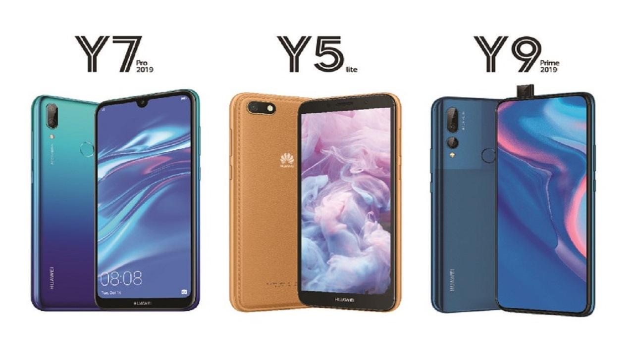 گوشی موبایل هوآوی سری Y