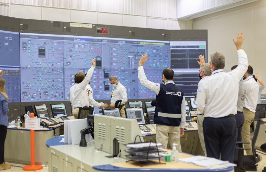 نخستین نیروگاه برق هستهای جهان عرب عملیاتی شد