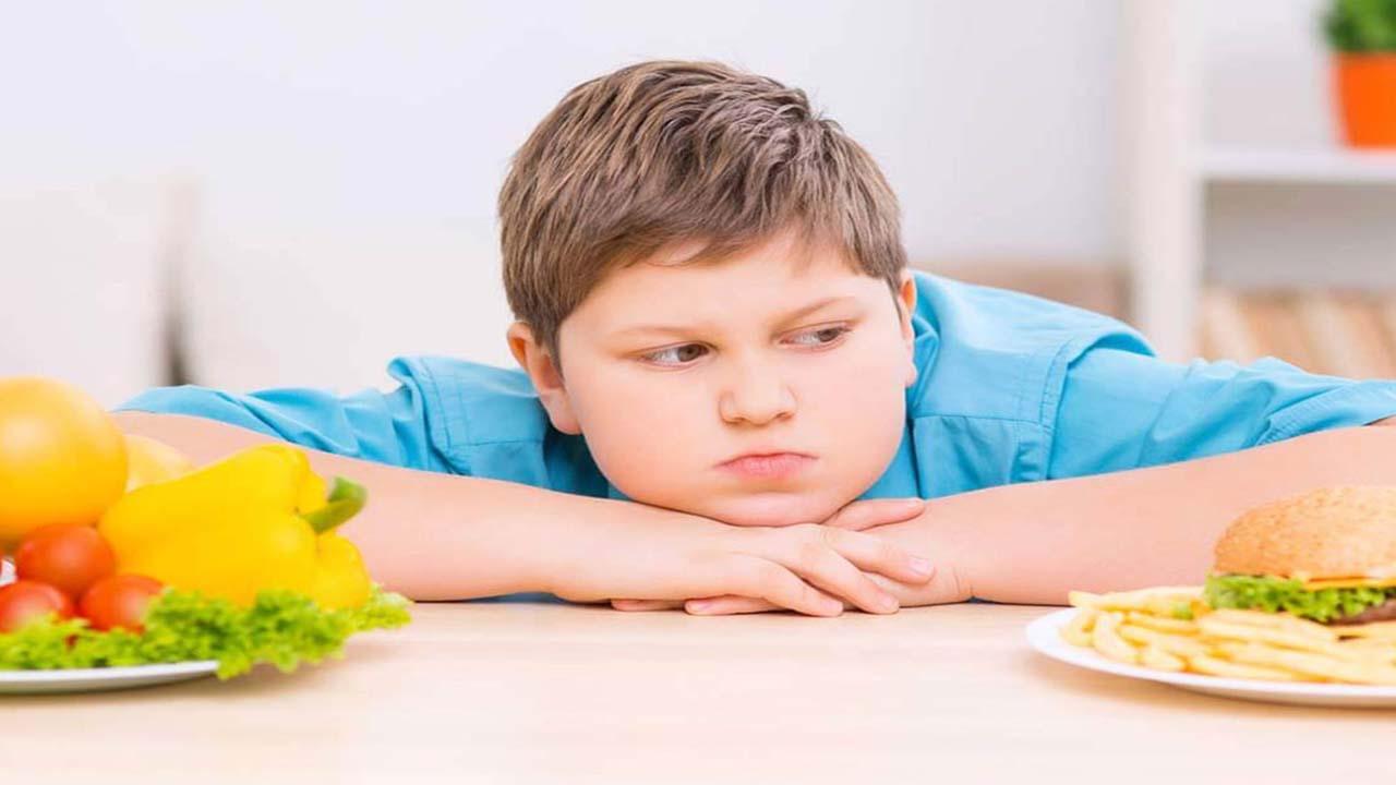 تاثیر چاقی و لاغری در سلامت استخوان کودکان