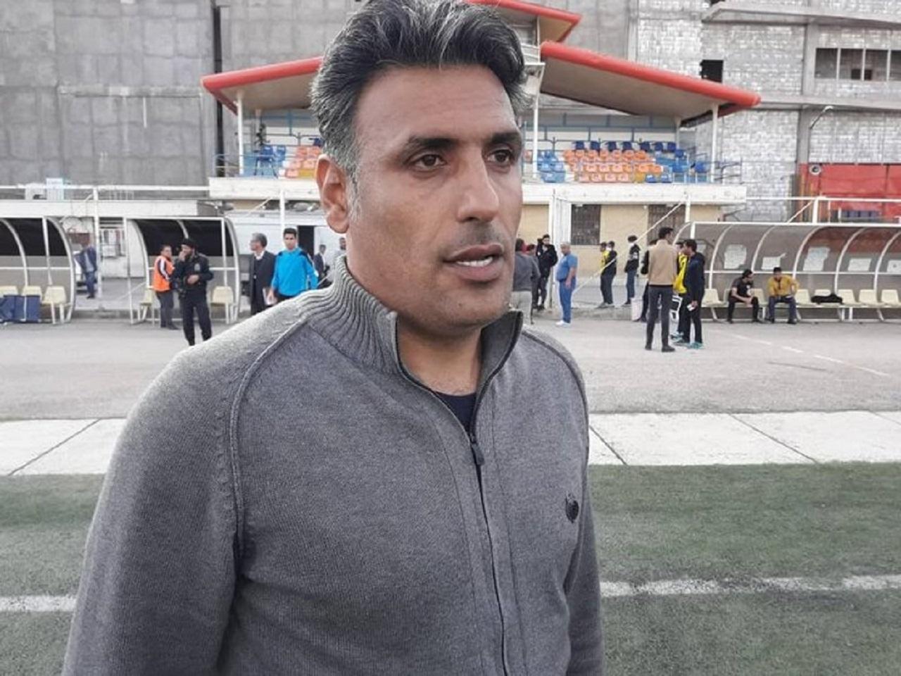 سرمربی تیم فوتبال استقلال خوزستان: بازی بسیار سختی بود/ ۳ امتیاز را به مردم خوزستان تقدیم میکنیم