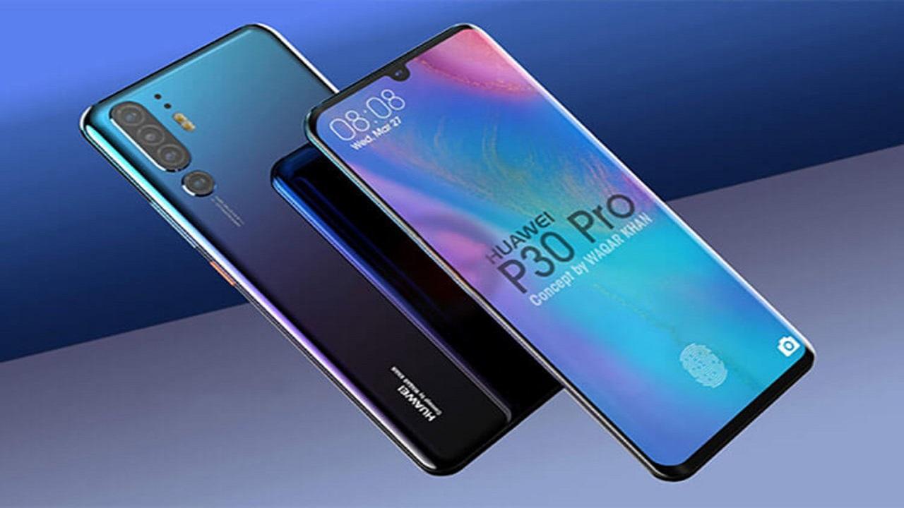 قیمت انواع گوشی موبایل هوآوی سری P