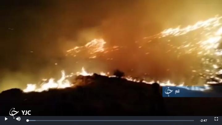 از شعلههای که به جان طبیعت میافتد تا کارآفرینی در ایران از چه جایگاهی برخوردار است؟ + فیلم