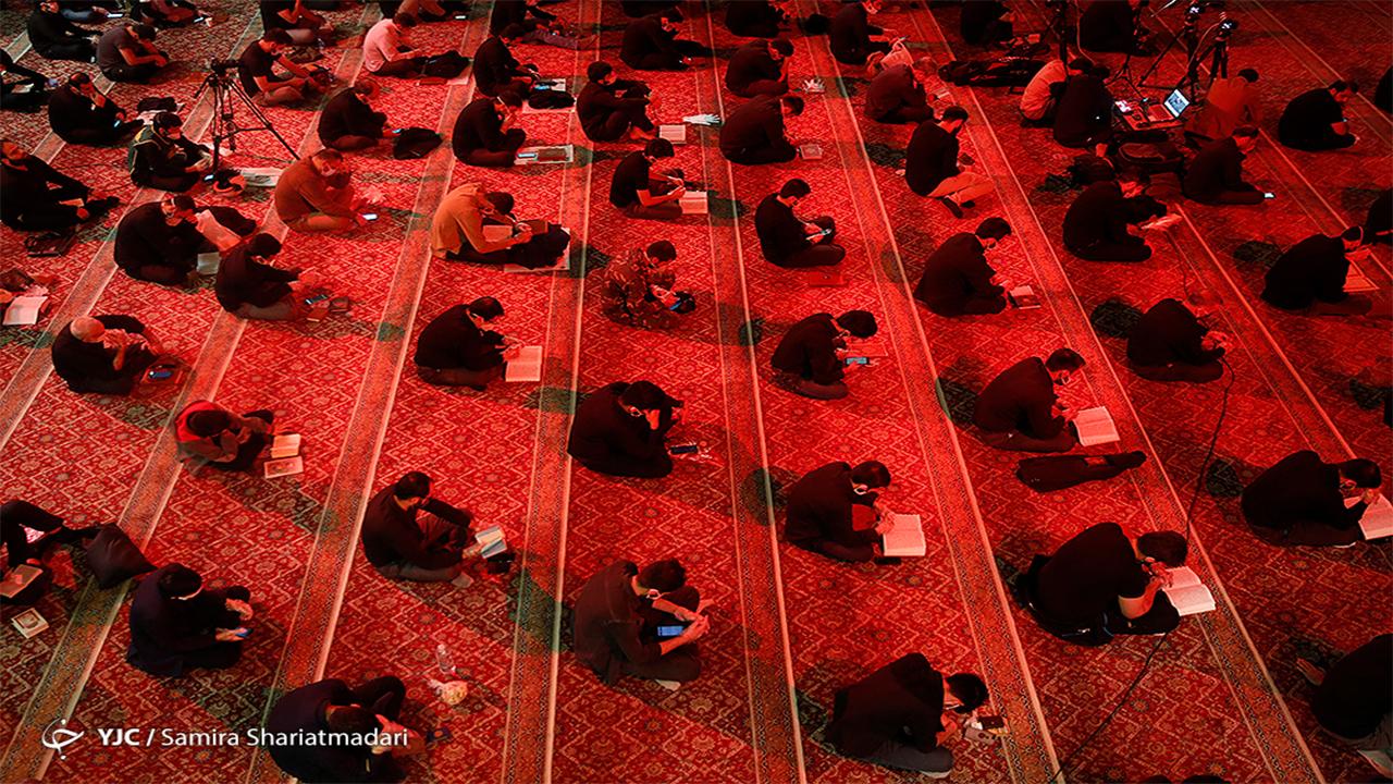 نحوه برگزاری هیئتهای عزاداری بحرین در سایه کرونا