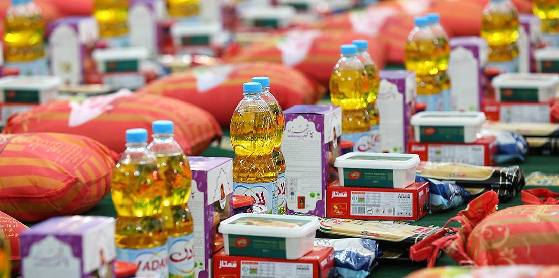 توزیع ۳۰ هزار بسته معیشتی در مراغه