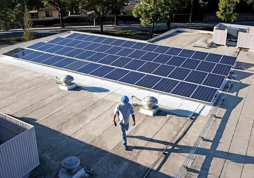 تولید برق از آفتاب