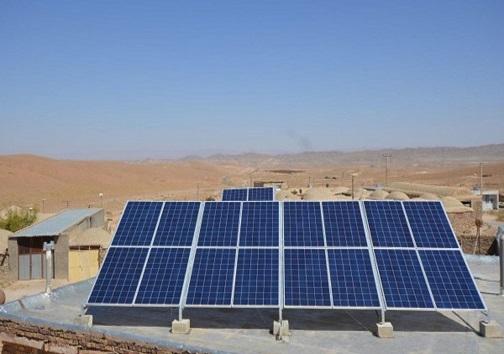 پنل های خورشیدی