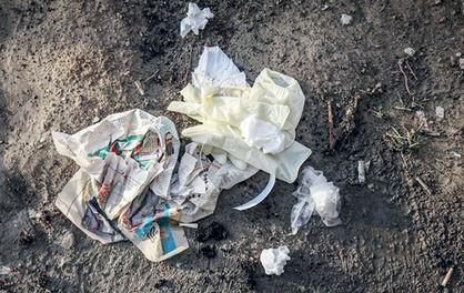 زبالههای خطرناک کرونایی که در خیابان رها میشوند/ضرورت تفکیک و امحاء پسماندهای عفونی به صورت ایزوله