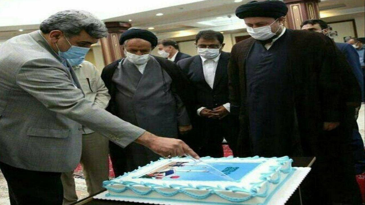 اعتراف شهردار تهران به کج سلیقگی در ماجرای کیک بهشت زهرا