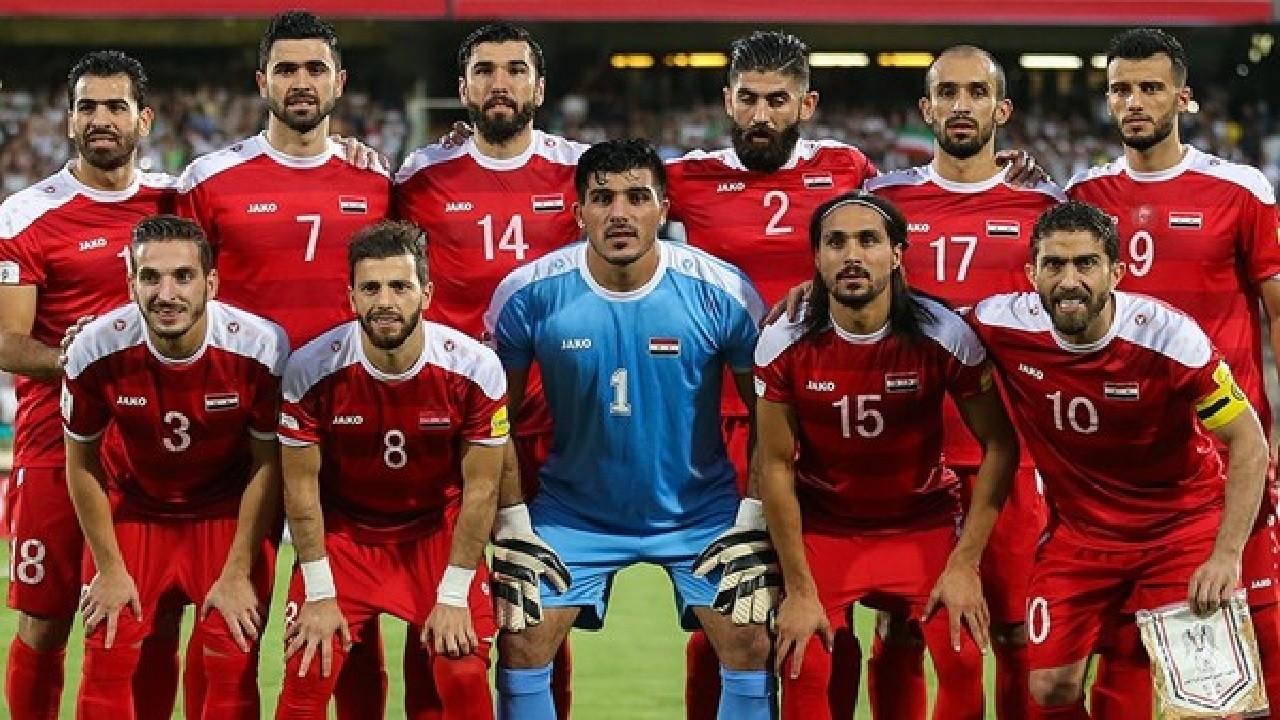 ۷ کرونایی در اردوی تیم ملی فوتبال سوریه
