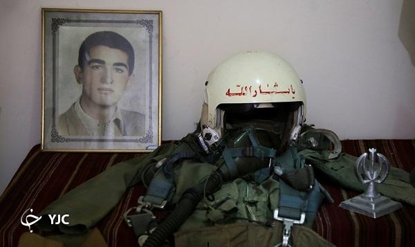 شهید بابایی، خلبانی که شوق پرواز او را آسمانی کرد