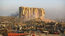 وضعیت فعلی بندر بیروت پس از وقوع دو انفجار وحشتناک + فیلم