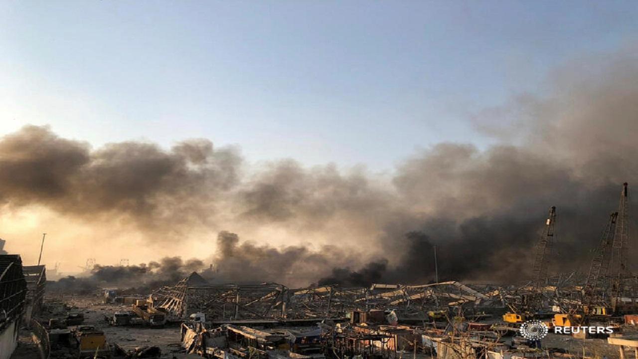 آخرین خبرها از انفجار بزرگ بیروت/ تاکنون ۷۸ نفر کشته و ۴۰۰۰ نفر زخمی شدهاند