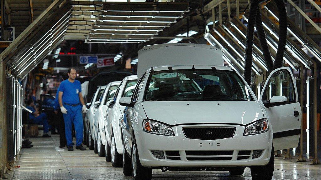 کاهش قیمت خودرو