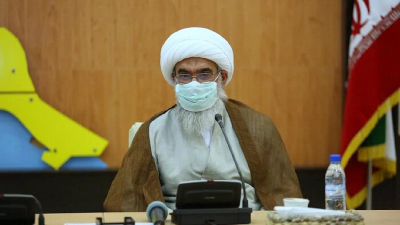آیتالله غلامعلی صفایی بوشهری نماینده ولی فقیه در استان بوشهر