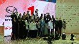 برگزاری مراسم اهدای مدال لیگ بسکتبال بانوان/ برترین های فصل انتخاب شدند