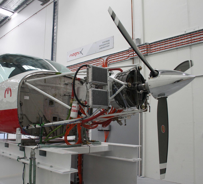 هواپیماهای الکتریکی