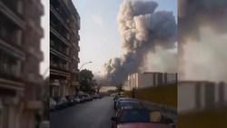 مرگ دلخراش یک مرد حین فیلم گرفتن از انفجارهای بندر بیروت + ویدئو