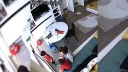 کودکان، سپر دفاعی یک پرستار در انفجار بندر بیروت + فیلم